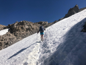 Spring and Early Summer in the Sierra Nevada for JMT/PCT